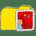 Osd-folder-y-mail icon