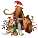 Ice Age Christmas icon