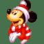 Mickey-Christmas icon