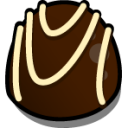 Chocolate 1 icon