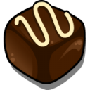Chocolate 2bw icon