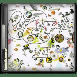 Led Zeppelin 3 icon