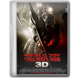 My Bloody Valentine 3D icon