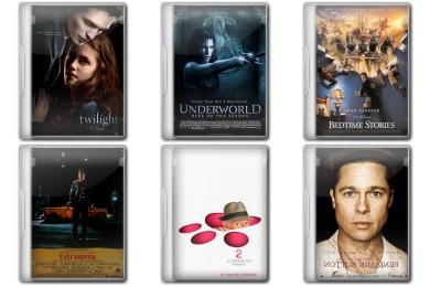 Movie DVD Icons