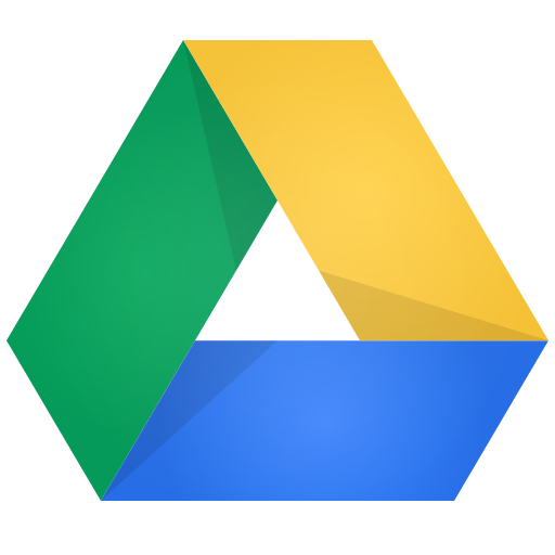 Google Drive Icon | Google Play Iconset | Marcus Roberto