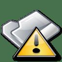 Folder important icon