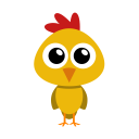 Chicken icon