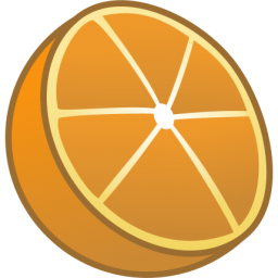 Orange Icon Food Iconset Martin Berube