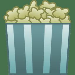 Pop corn icon