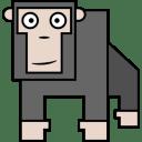 Gorilla icon