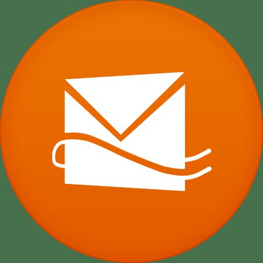Hotmail Icon   Circle Iconset   Martz90