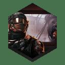 Game modern combat 4 icon
