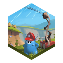 Game sprinkles icon