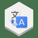 Google translate icon