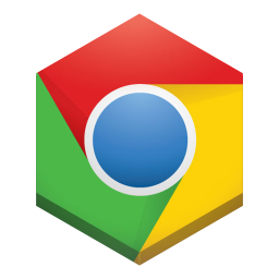 Chrome 3 Icon Hex Iconset Martz90