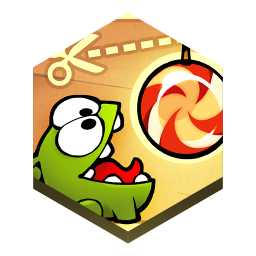Game cut the robe icon
