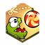 Game-cut-the-robe icon