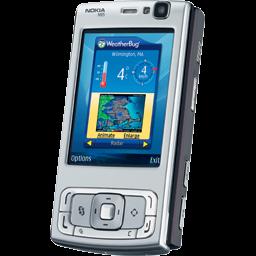 Nokia n95 portrait icon