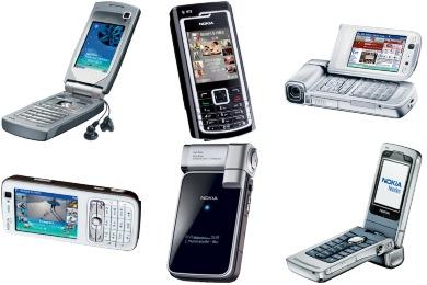 Nokia N Icons