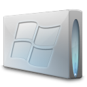 Drive-windows icon
