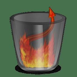 HellLess TrashFull icon
