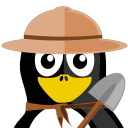 Archaeologist Tux icon
