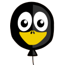 Balloon Tux icon