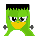 Frankenstein Tux icon