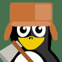 Lumberjack Tux icon