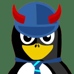 ACDC Tux icon