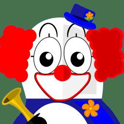 Clown Tux icon