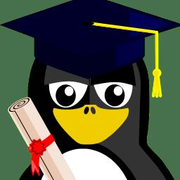 Graduation Tux icon