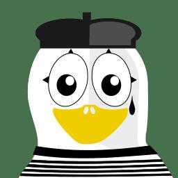 Mime Tux icon