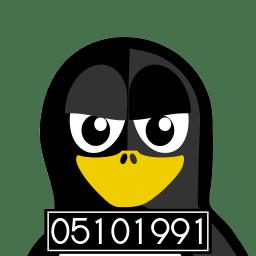 Mugshot Tux icon