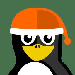 Winter Tux icon