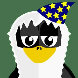 Wizzard Tux icon