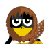 Caveman Tux icon