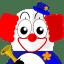 Clown-Tux icon