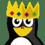 King Tux icon