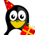 Happy-Birthday-Tux icon