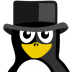 High-Hat-Tux icon