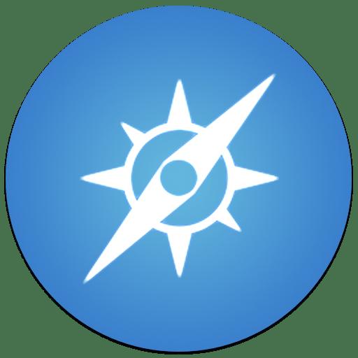 Safari Icon   iOS7ish Style Iconset   Matias Melian