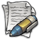 MDI Text Editor icon