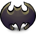 Comics-Batman-Logo icon