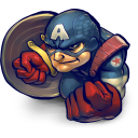 Comics Captain America icon