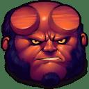 Comics Hellboy icon