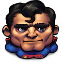 Comics Older Superman icon