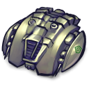 Spaceship-Cylon icon