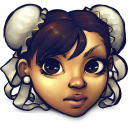 Street Fighter Chun Li icon