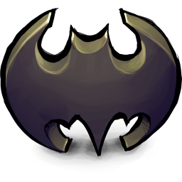 Comics Batman Logo icon